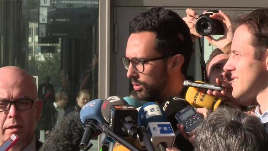 La Justicia belga rechaza entregar al rapero Valtònyc