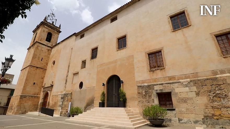 Medio siglo de Palacio Municipal en Onil