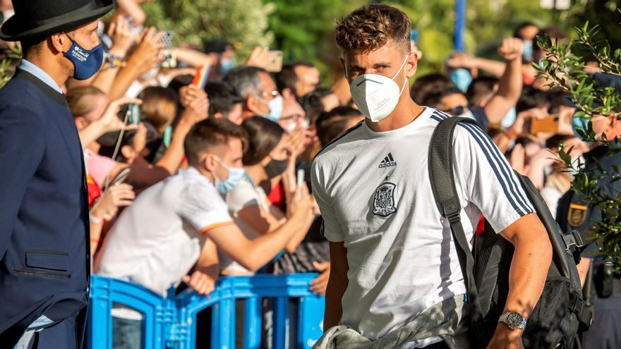 La selección, de nuevo en Sevilla a por los octavos