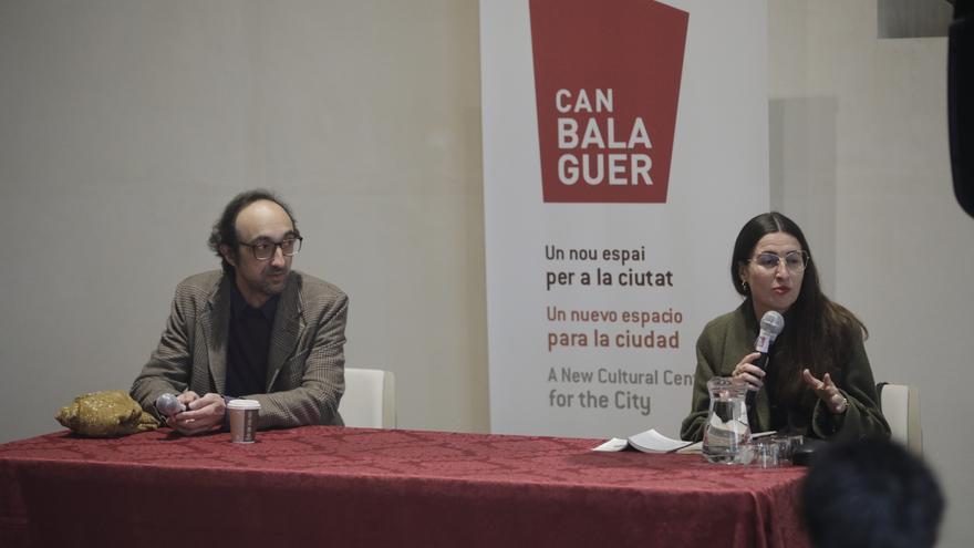 Agustín Fernández Mallo presenta en Can Balaguer su nuevo libro, 'La mirada imposible'