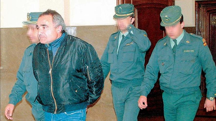 Buscan al 'Rambo' gallego tras fugarse en un permiso de la cárcel de Monterroso