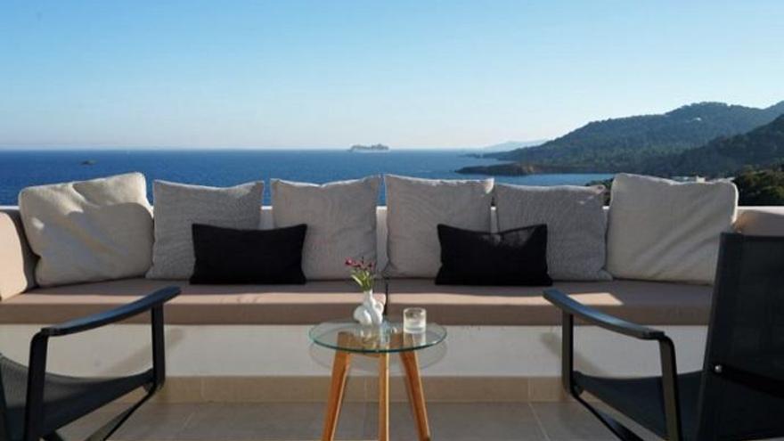 Áticos en venta en Ibiza con los que rozar el cielo