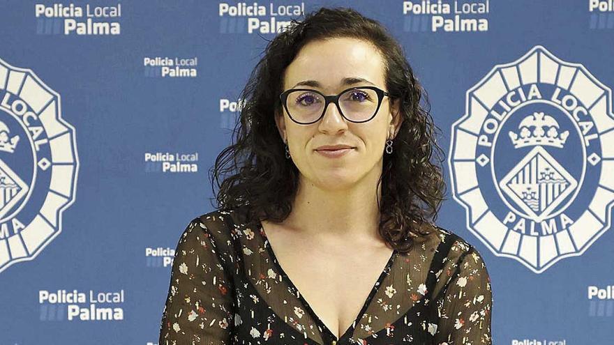 Joana Maria Adrover: «La Policía Local no hará juicios paralelos contra los investigados»