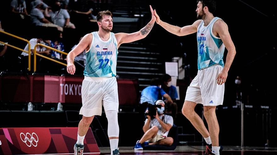 Valencia Basket: La Eslovenia de Prepelic y Tobey 'atropella' a Japón