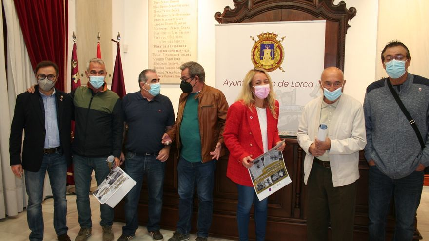 Una exposición en Lorca homenajeará a los fotógrafos de prensa