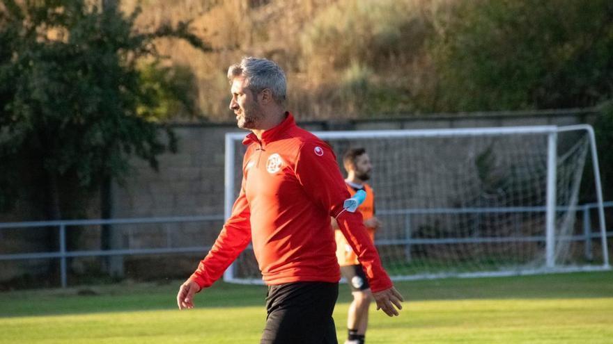 José María Hernández deja el Zamora CF para entrenar al Real Ávila