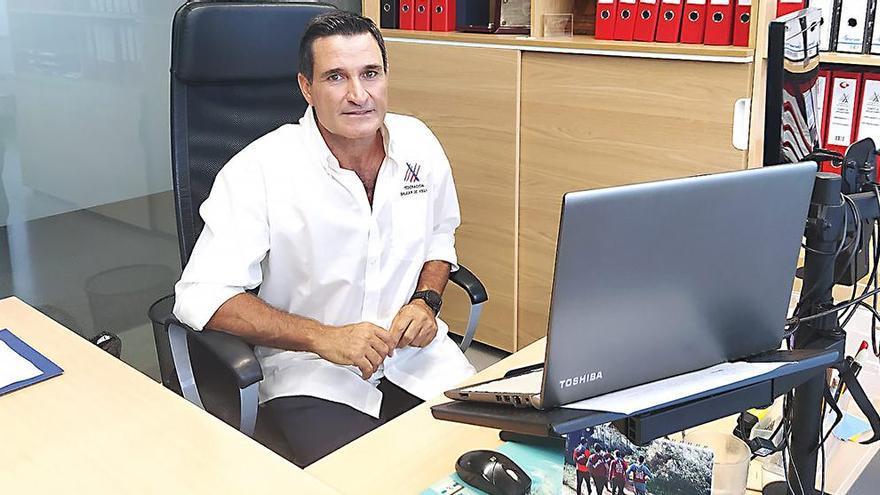 Francisco Gil, nuevo director técnico de la Federación Española de Vela