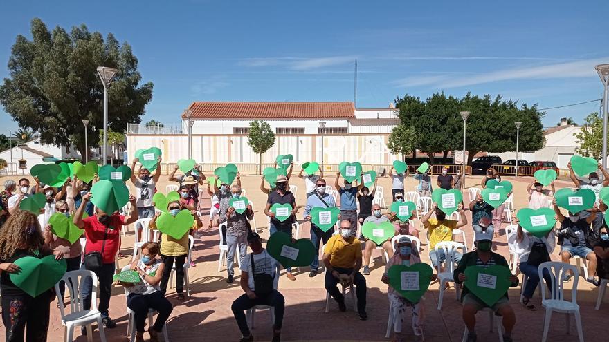 46 colectivos sociales, políticos, sanitarios y sindicales reclaman que el área sanitaria de Torrevieja sea 100 x 100 pública