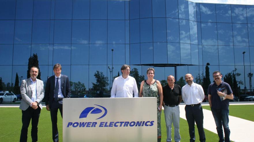 Power Electronics contratará a 450 personas a través del portal GVAJobs