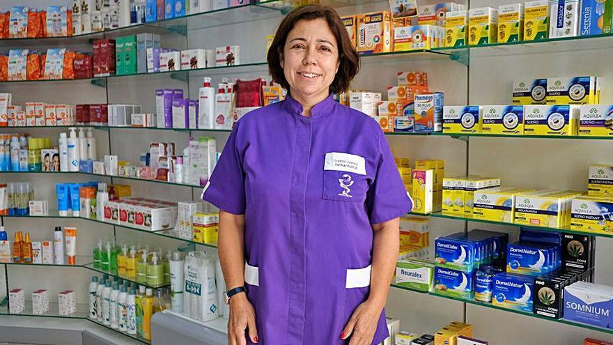 Loreto Gómez, nueva presidenta del Colegio de Farmacéuticos