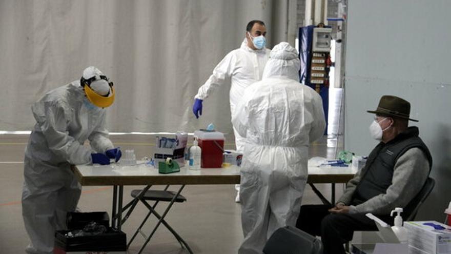 Catalunya se situa en risc alt de creixement de la pandèmia