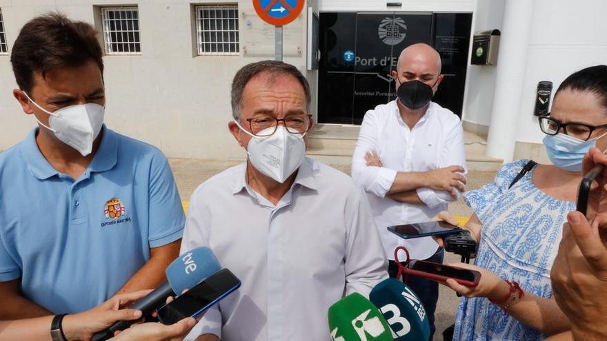 El niño herido en el accidente de ferry  en Ibiza se mantiene estable en la UCI de Son Espases