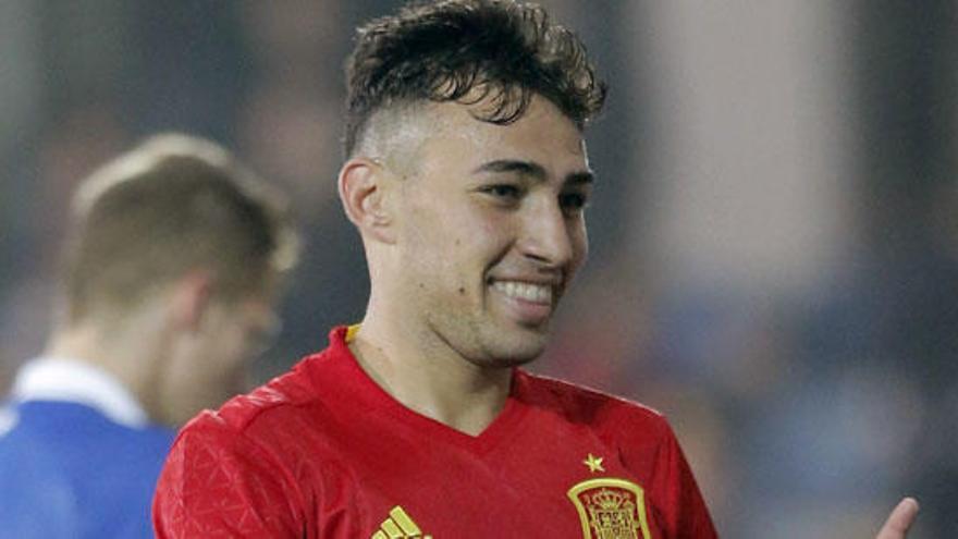 La FIFA permite a Munir jugar con la selección marroquí