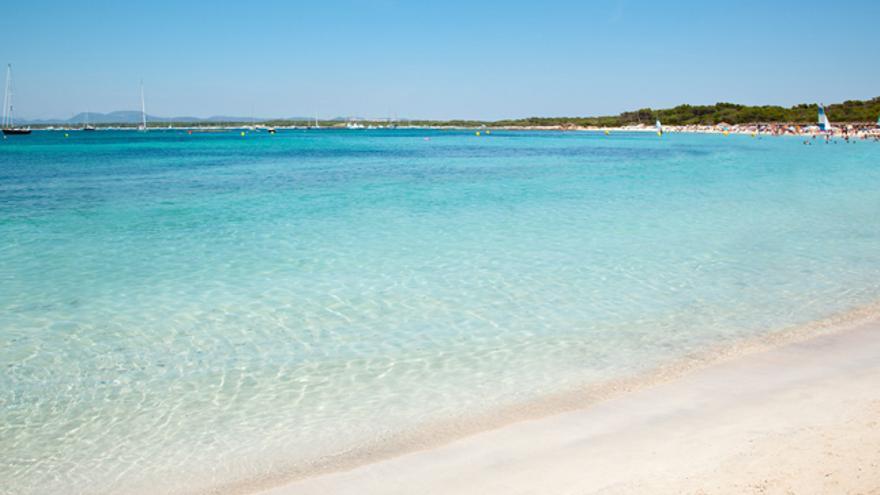 Hoy, cielos despejados, ascenso de temperaturas y vientos del sur flojos en Baleares