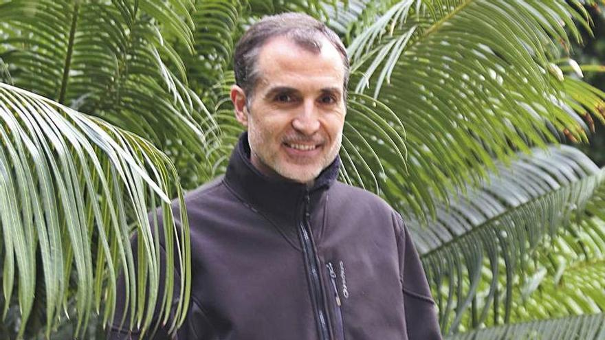 El investigador Fernando Maestre. | PILAR CORTÉS