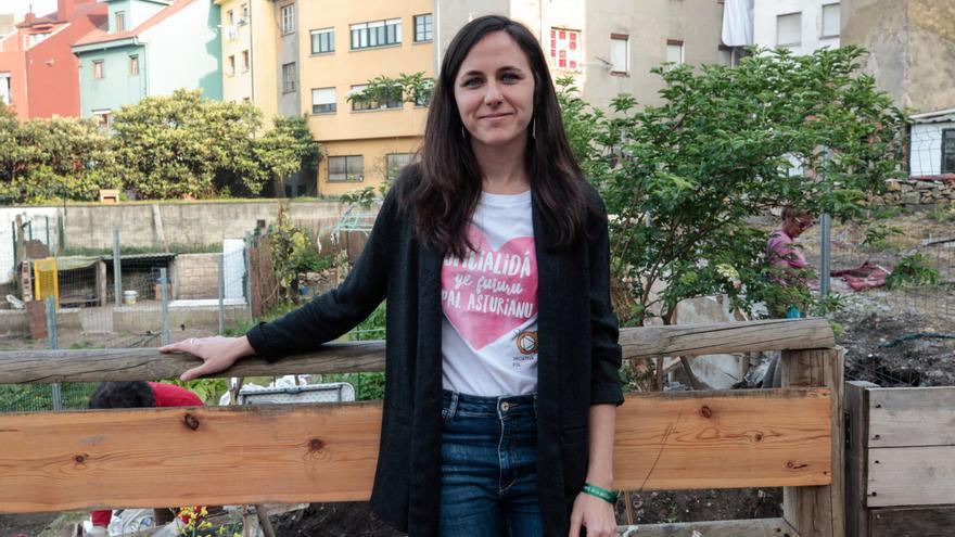 """La ministra Belarra asegura que Eleazar fue """"víctima de una situación racista"""""""