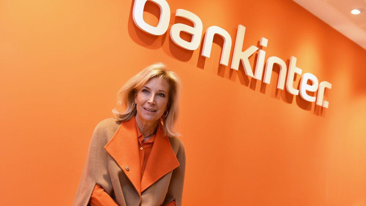 María Dolores Dancausa, consejera delegada de Bankinter. /