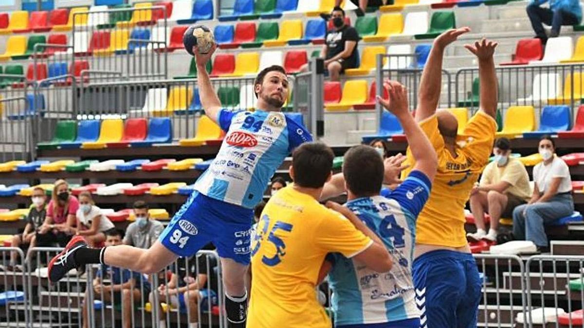 Balonmano  El filial del Trops asciende a Primera Nacional  | EMILIO DUARTE