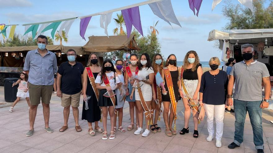 La playa de Xilxes aborda la recta final de las celebraciones en honor a Sant Roc