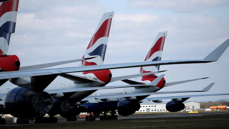 British Airways suspende 30.000 empleos durante dos meses por la crisis del Covid