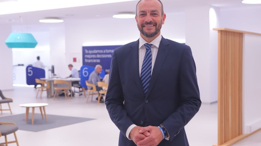 Luis Foix, nuevo director de zona de BBVA en Valencia y Castelló