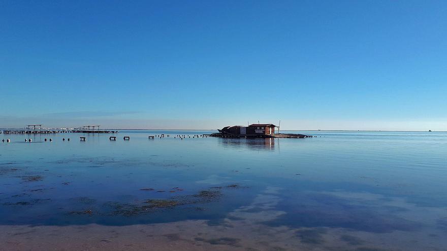 San Javier: el cielo del Mar Menor