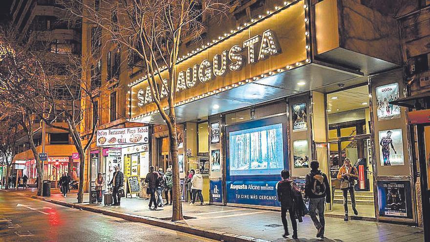 Los cines Rívoli y Augusta barajan abrir en junio pero dependerá de los estrenos