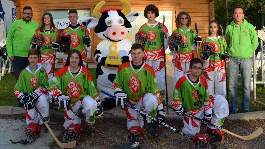 El Hockey Zamora inicia su aventura en la Liga Autonómica