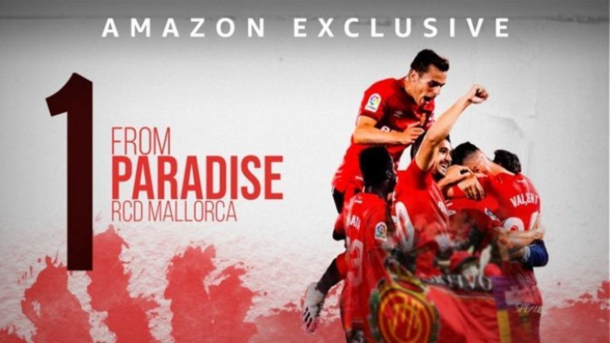 Amazon Prime estrena este viernes 'From Paradise', el documental del ascenso del Real Mallorca