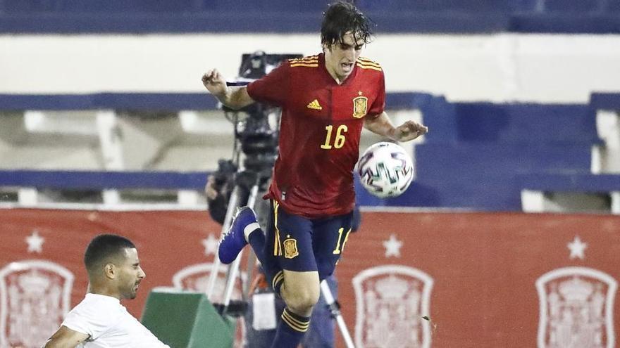 Espanya humilia Alemanya i es classifica per a la final de la Lliga de nacions