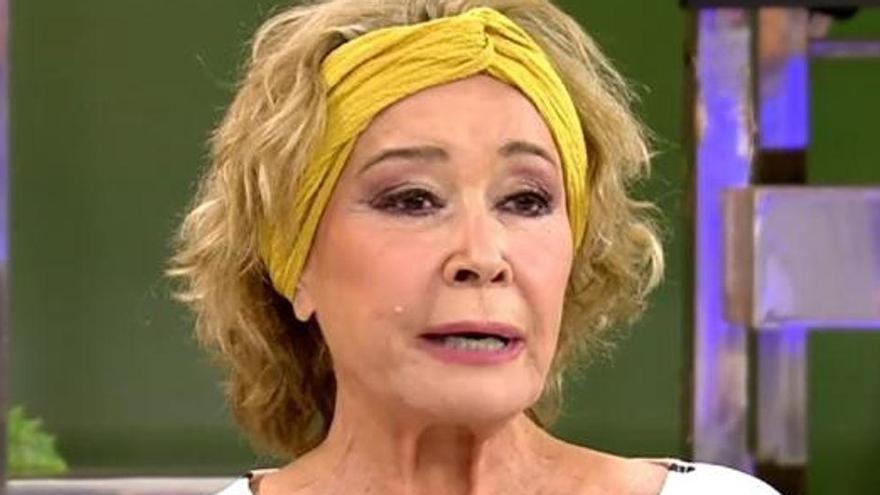 Mila Ximénez, ingressada en un hospital de Madrid