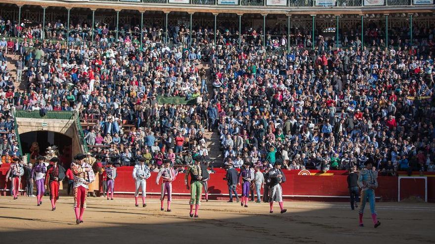 València se queda sin toros