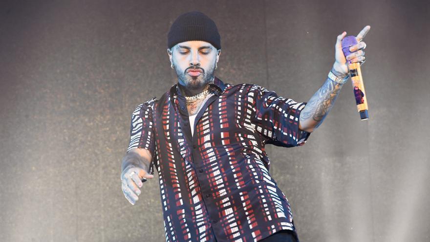 Rauw Alejandro llena el Coliseum de ritmos latinos