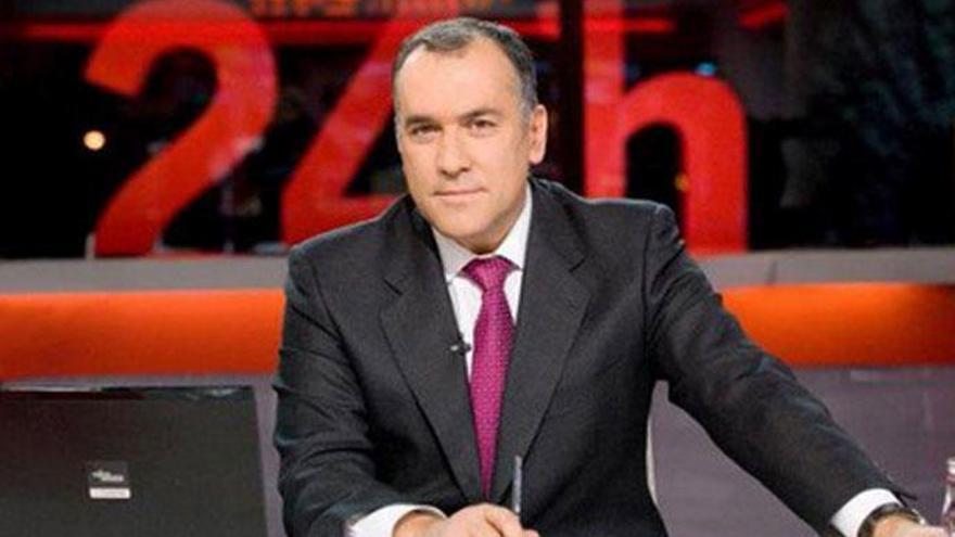 Xabier Fortes competirá con Ferreras en una franja matinal de TVE más informativa