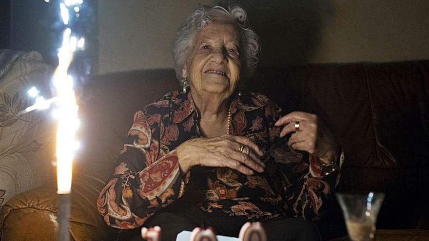 Ourense perderá el 11% de población en 15 años y tendrá el triple de centenarios