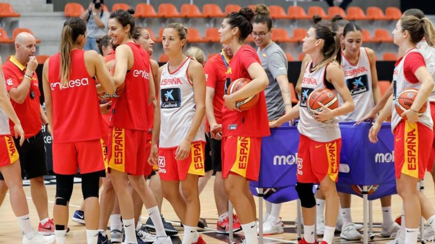 España se enfrentará a China, Gran Bretaña y Corea del Sur en el Preolímpico