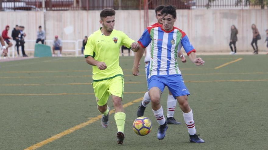 El Villarreal-Elche Juvenil se miden este sábado (11 horas) televisado por GolTV