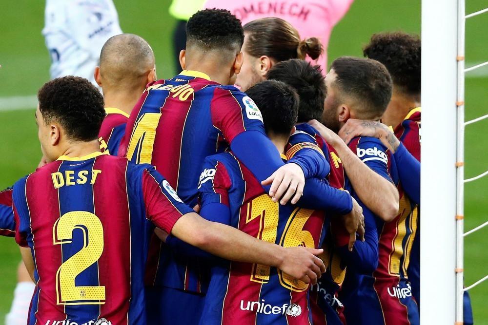 LaLiga Santander: Barcelona - Valencia