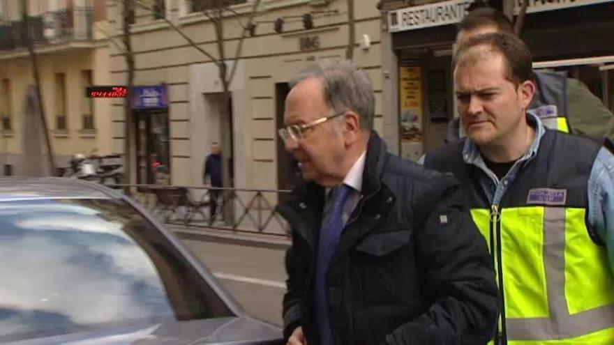 En libertad bajo fianza el líder de Manos Limpias