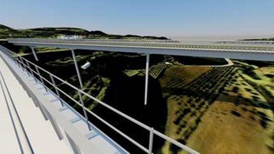 Luz verde al nuevo puente del Quisi en 23 de Alicante Benissa