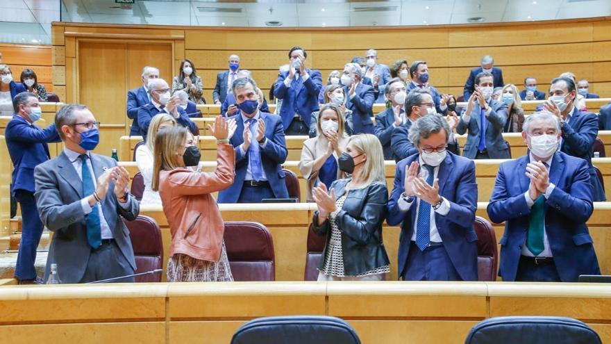 El PP saca adelante en el Senado el Régimen Fiscal Especial de Baleares