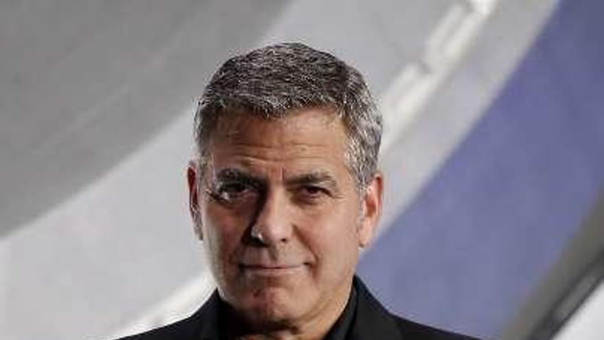 George Clooney prepara una miniserie para Netflix sobre el 'caso Watergate'
