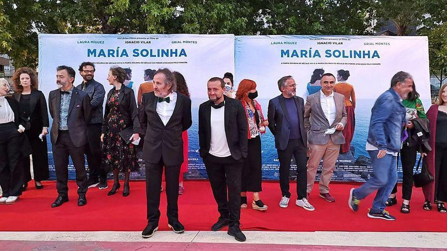 María Solinha vuelve a Cangas
