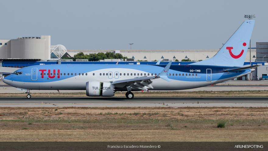 TUI retoma todas sus conexiones aéreas con Mallorca el 27 de marzo