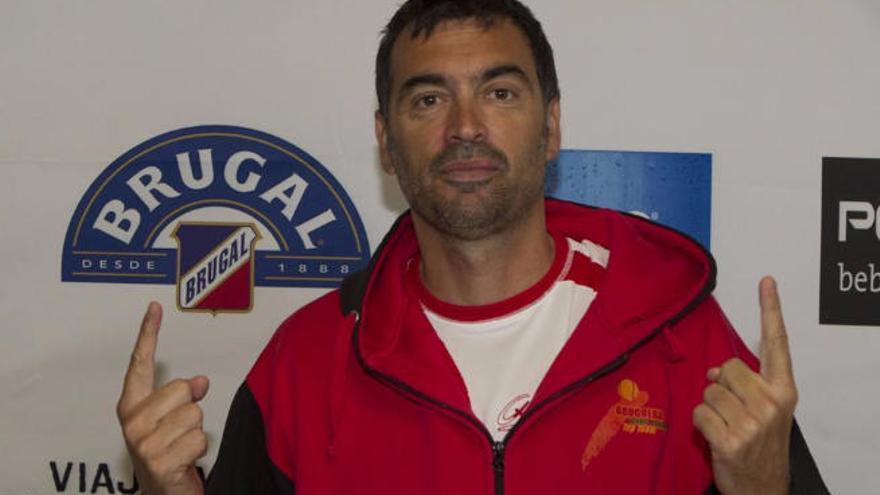Sergi Bruguera, candidato principal para la capitanía