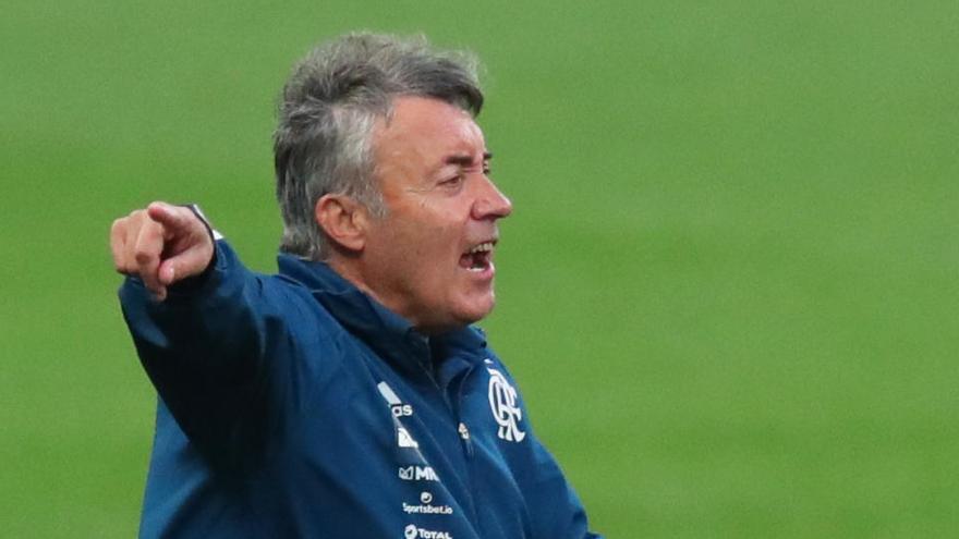 Domènec Torrent deixa de ser l'entrenador del Flamengo
