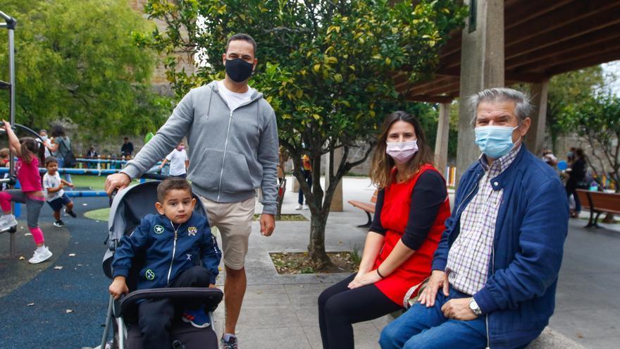Familias de Vilagarcía le declaran la guerra a los patinetes eléctricos
