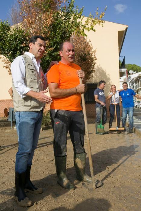 Moreno anuncia un paquete de ayudas para ...