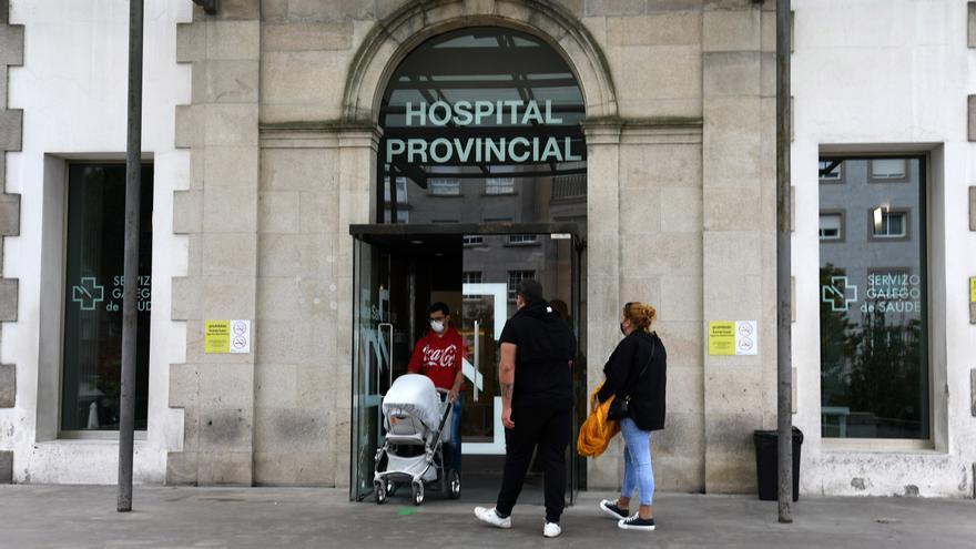 Casi 100 nuevos contagios en la víspera del cierre de la mitad de la comarca de Pontevedra
