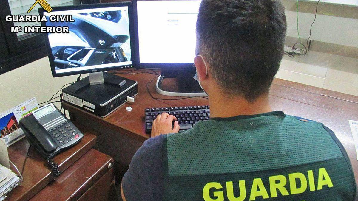 La investigación arrancó en el cuartel de Sanxenxo de la Guardia Civil.